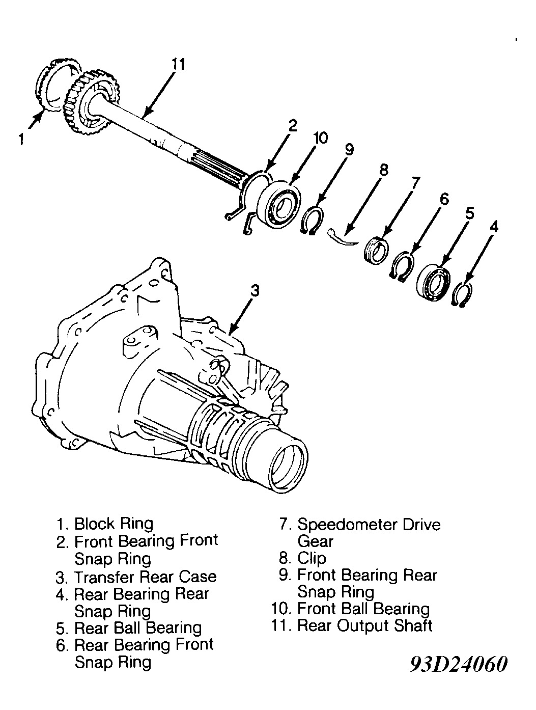 Isuzu Rodeo Transfer Case Will Not Engage