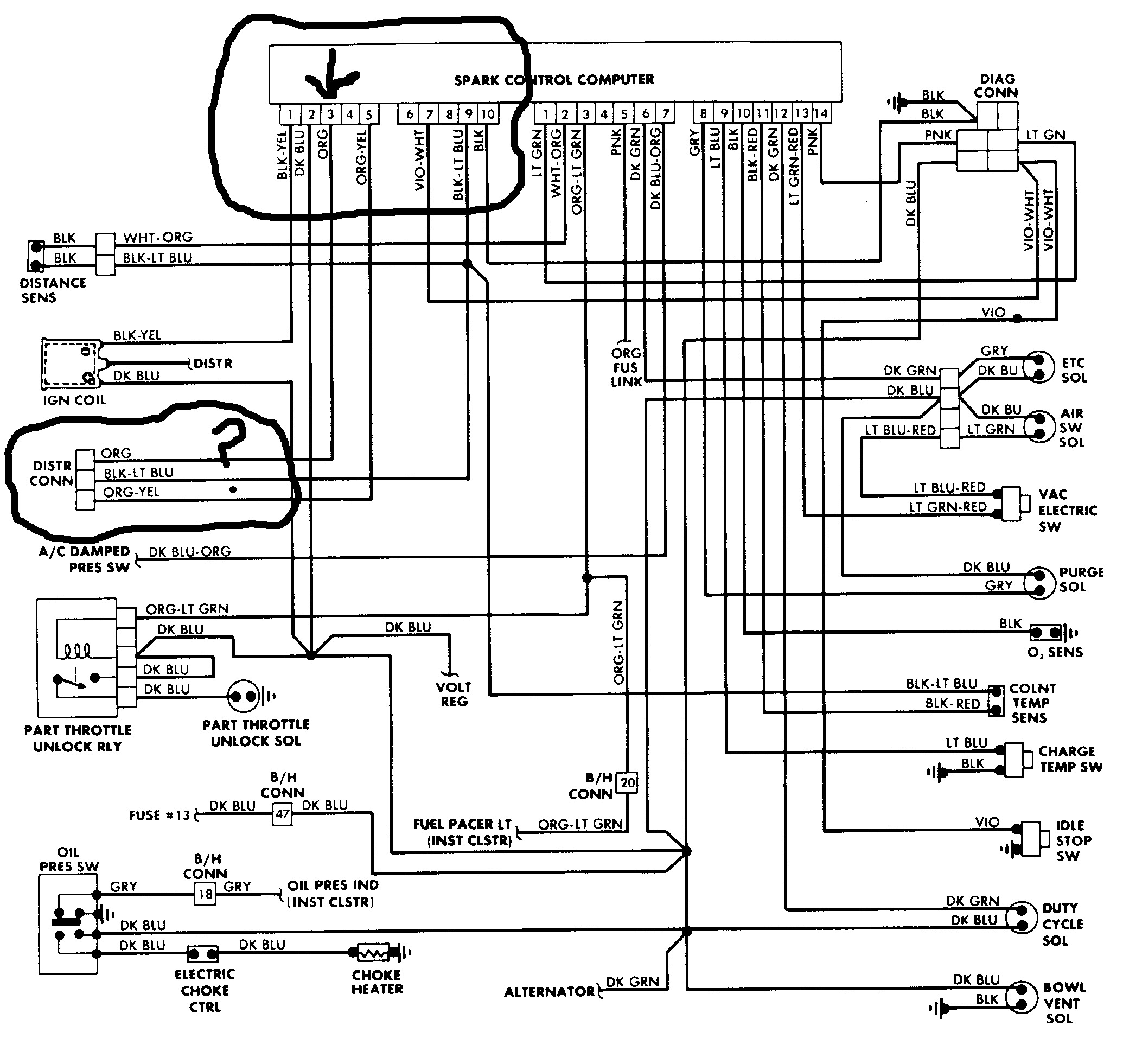 Dodge Dakota Wiring Harness Database