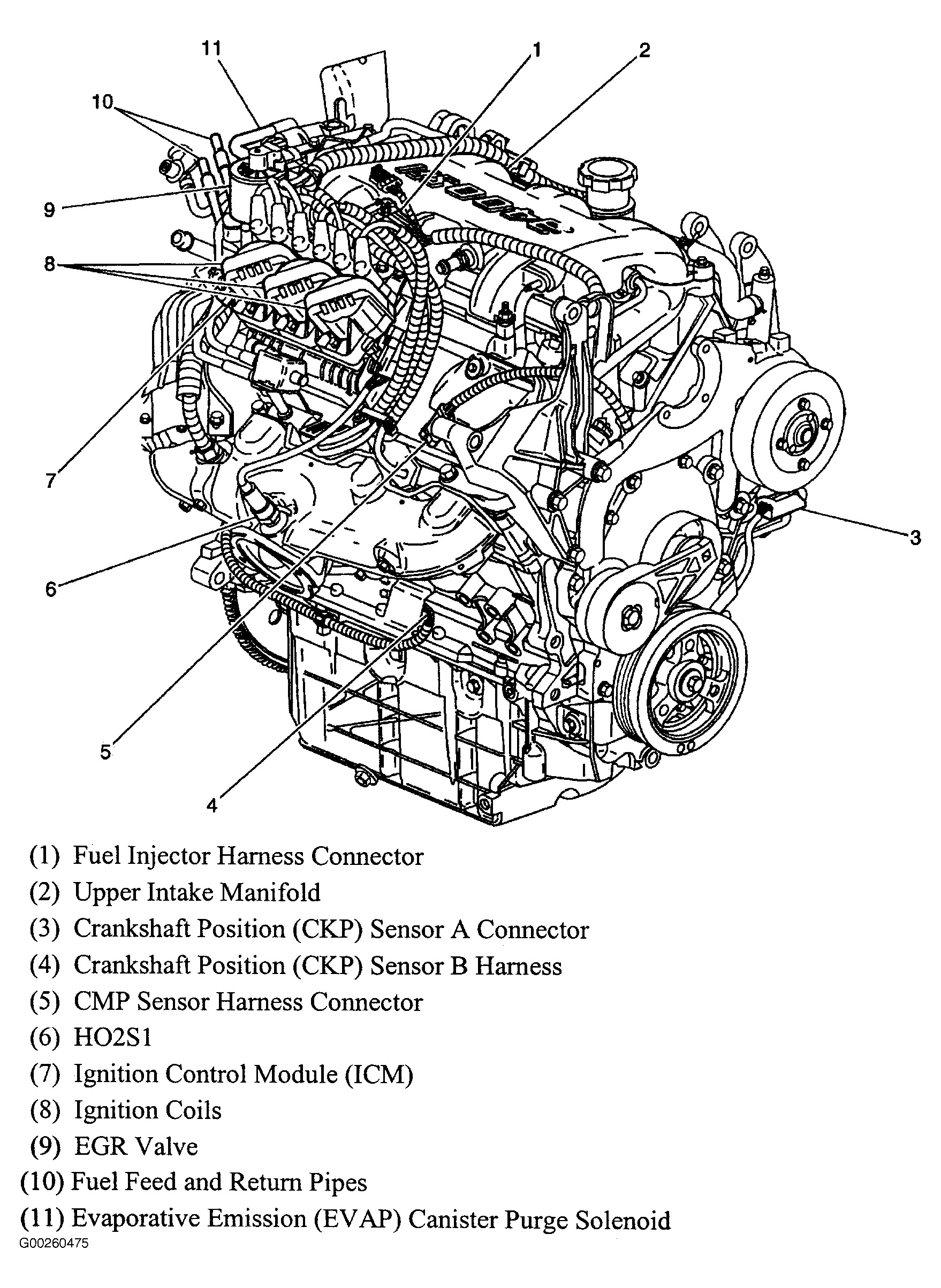 Isuzu Rodeo Question Location Of Coolant