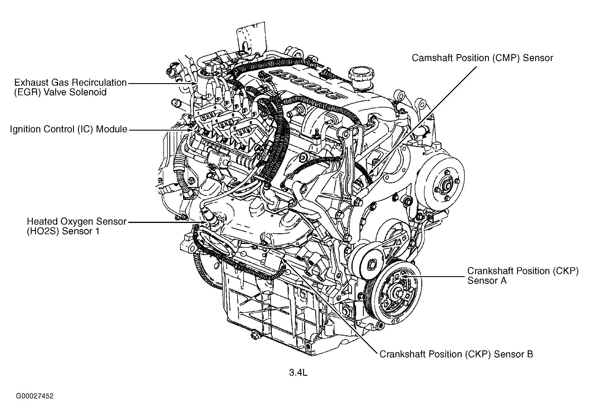 Diagram Of A 3 Wire Car Alternator