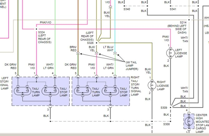 1998 dodge ram 3500 running light wiring diagram  volvo