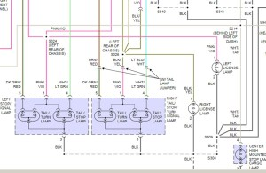 2003 Dodge 2500 Tail Light Wiring Diagram  Somurich