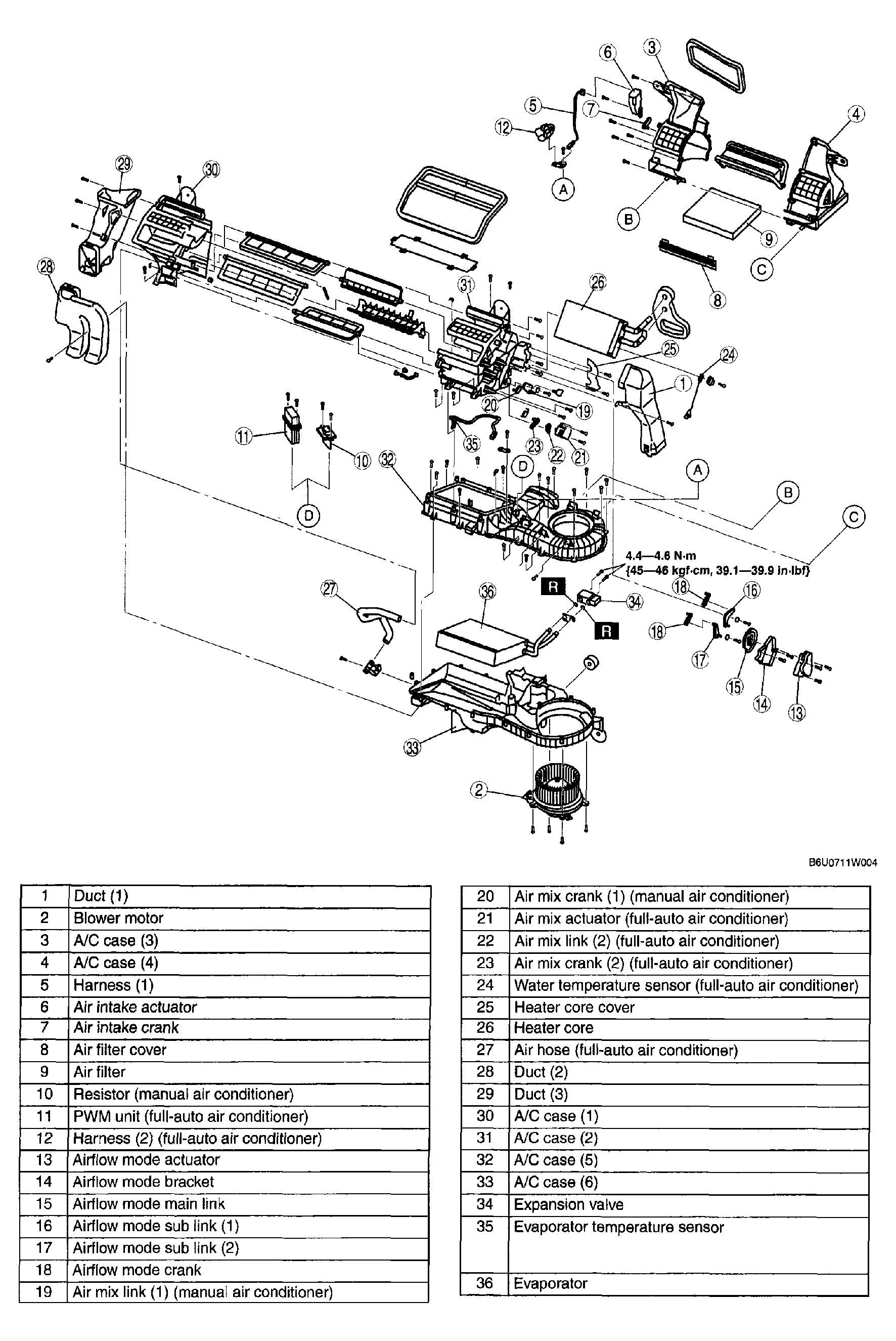 2002 grand marquis air suspension diagram