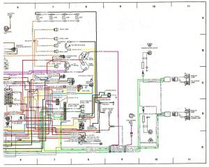 Engine Wiring: I Need a Good Copy of the Wiring for a 1979