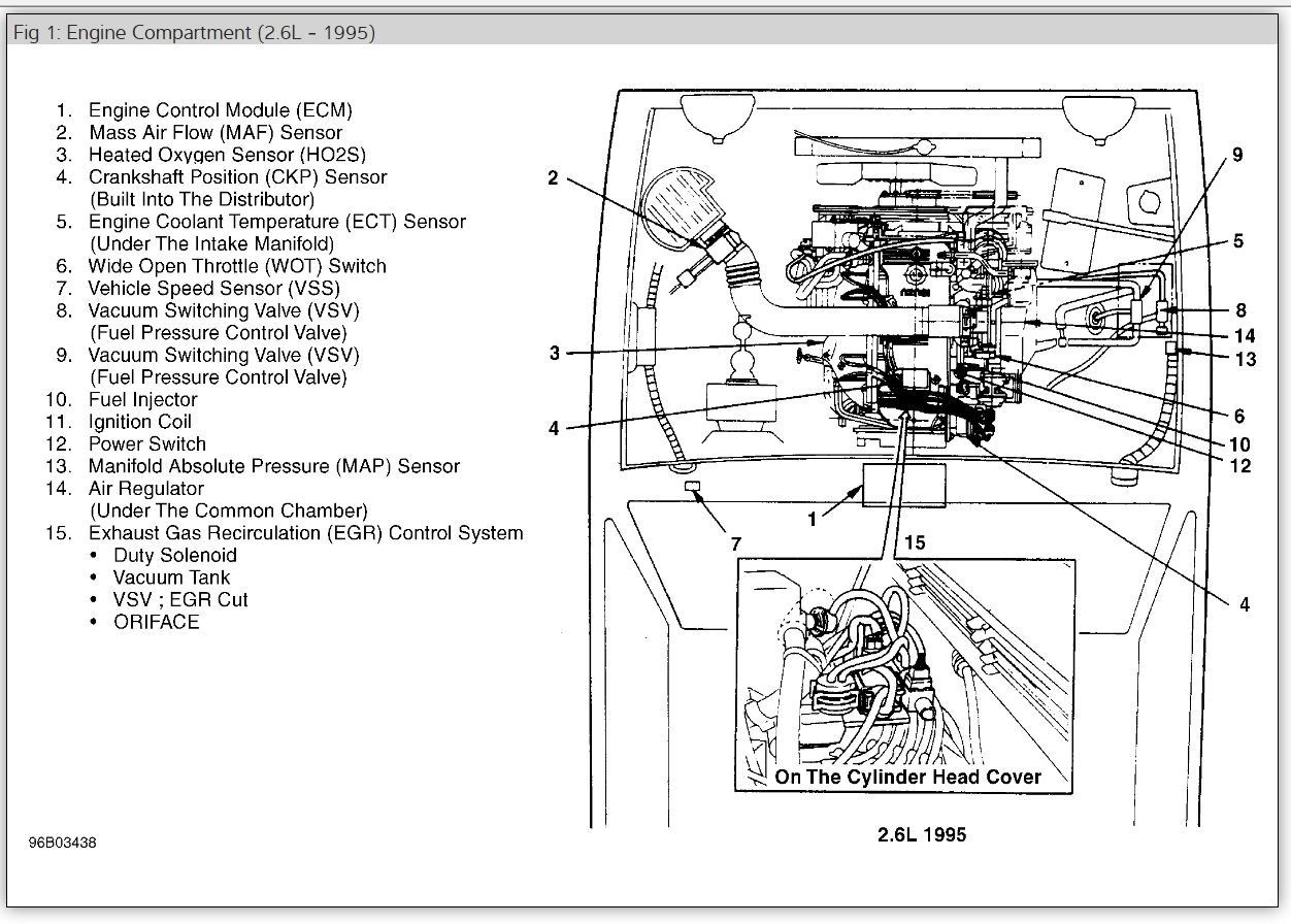 Wrg Isuzu Engine Diagram