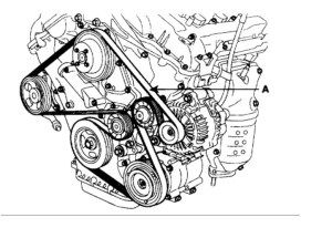Timing Belt Replacement?: I Have a 2008 Hyundai Entourage