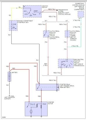 1994 Mazda B3000 Starter Solenoid Wiring Diagram: Need Wiring