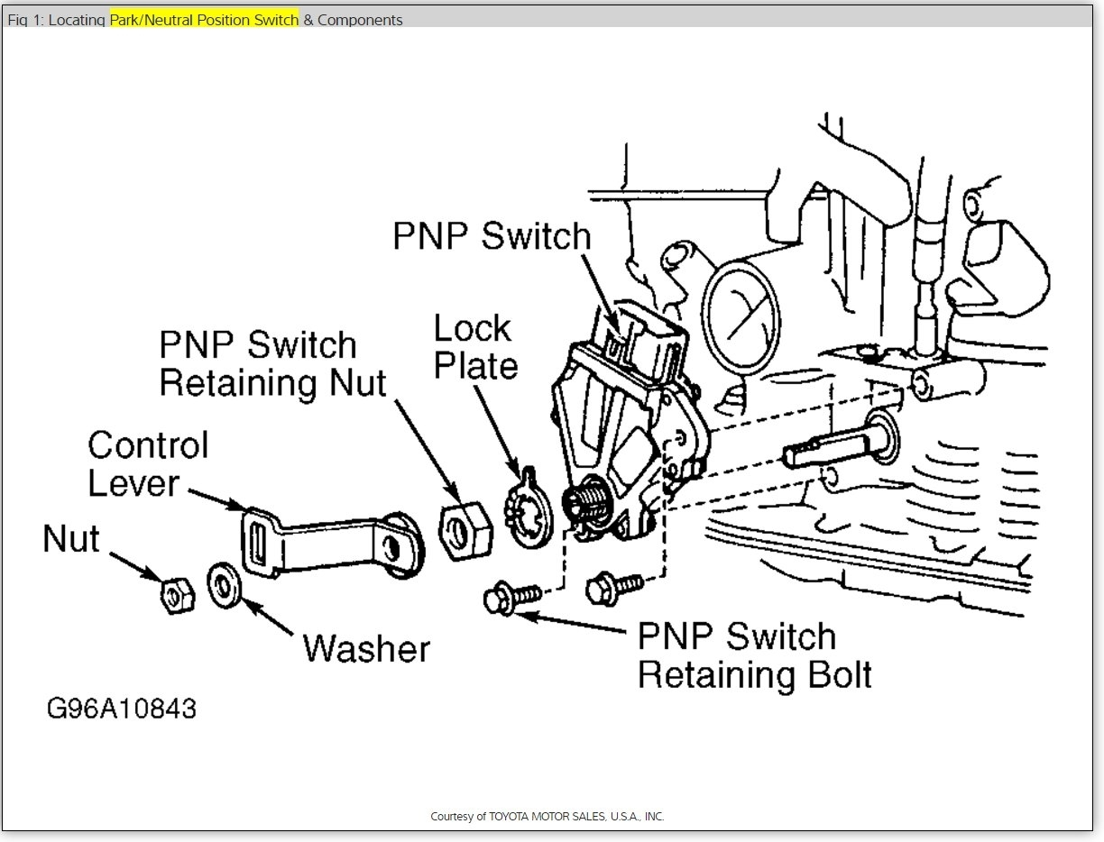 Neutral Diagram Switch Safety Wiring Diagram Sensor