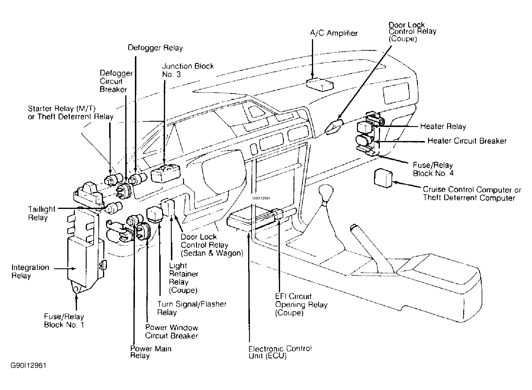 A C Clutch Diagram