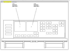 Fuse Box Diagram: Electrical Problem 2005 Ford Freestar 6 Cyl Two