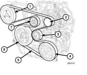 Serpentine Diagram: Need a Serpentine Belt Diagram