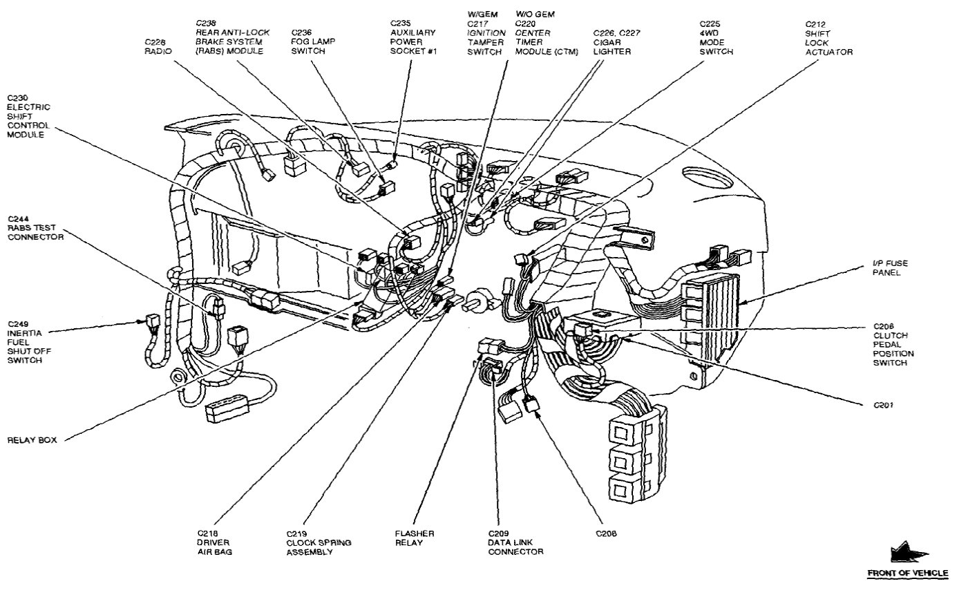 Turn Signal Flasher Wiring Diagram