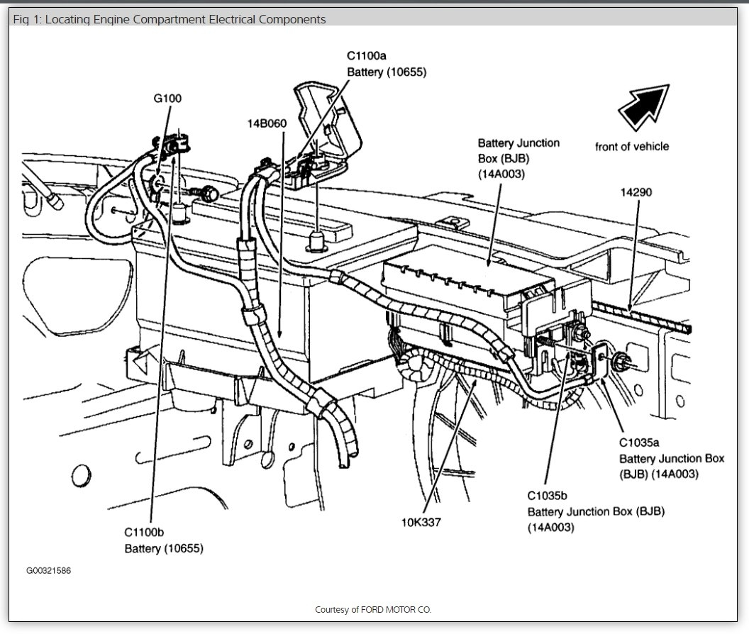 Corolla Fuse Diagram