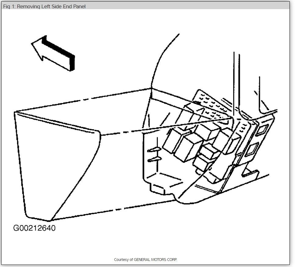 Gmc Fuel Pump Diagrams
