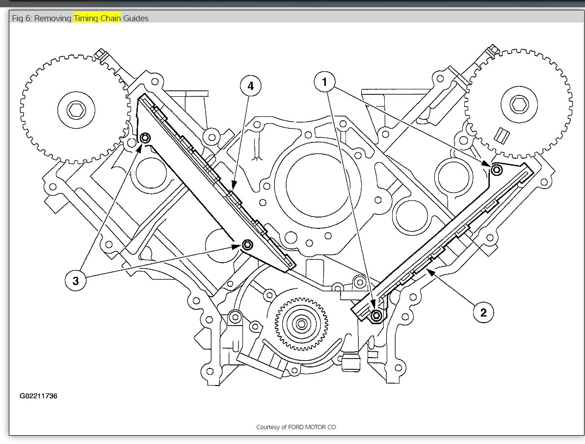Timing Chain Marks I Need To Know Correct Timing Chain Marks