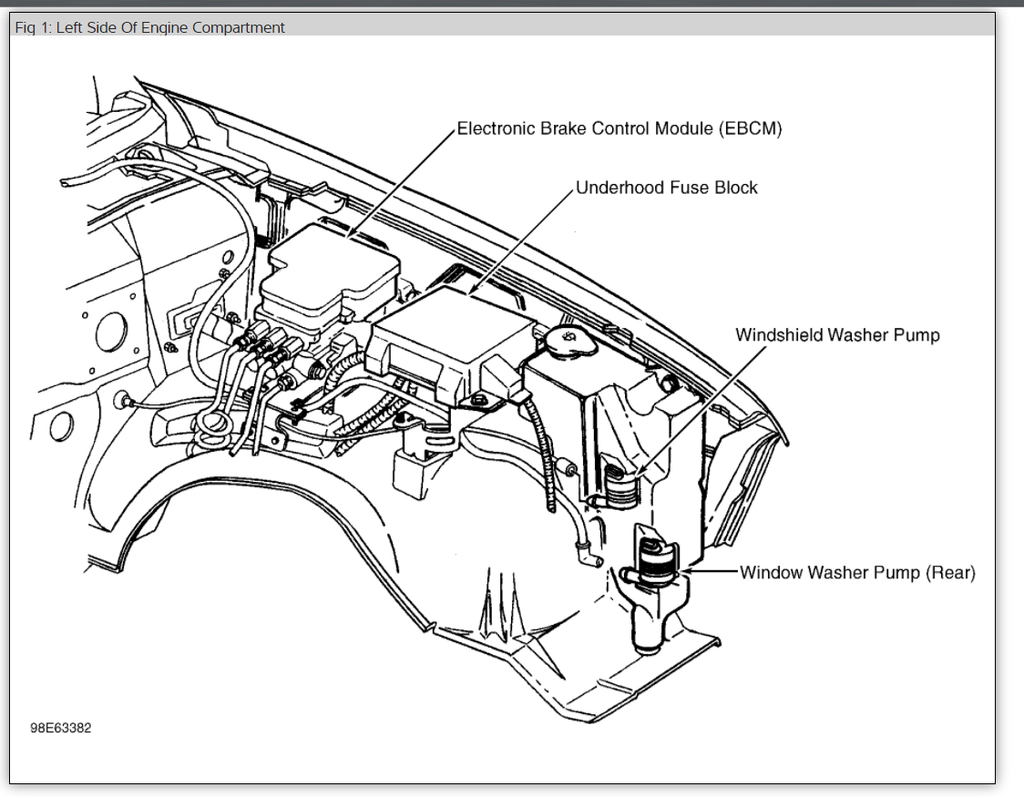 Gmc Fuel Pump Diagrams