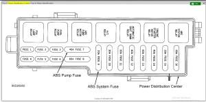 Fuel Pump Cut Off Switch Location: Engine Performance Problem 1993