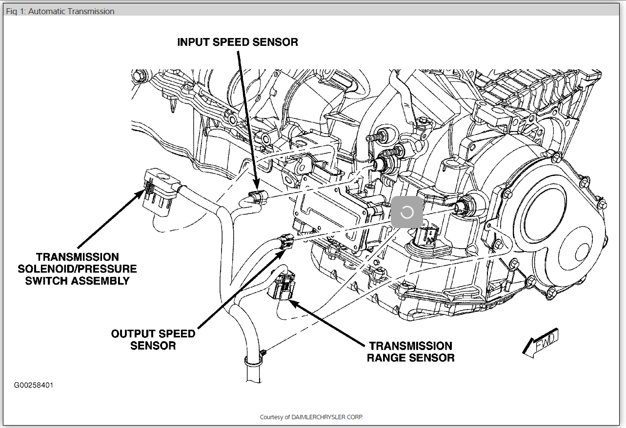 Grand Caravan Ext Emission Hose Diagram