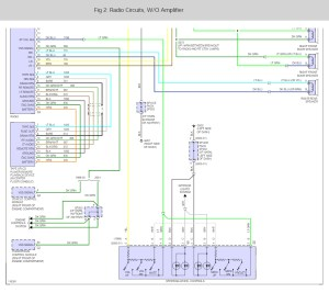 Stereo Wiring Diagram Colors for Wires: Electrical