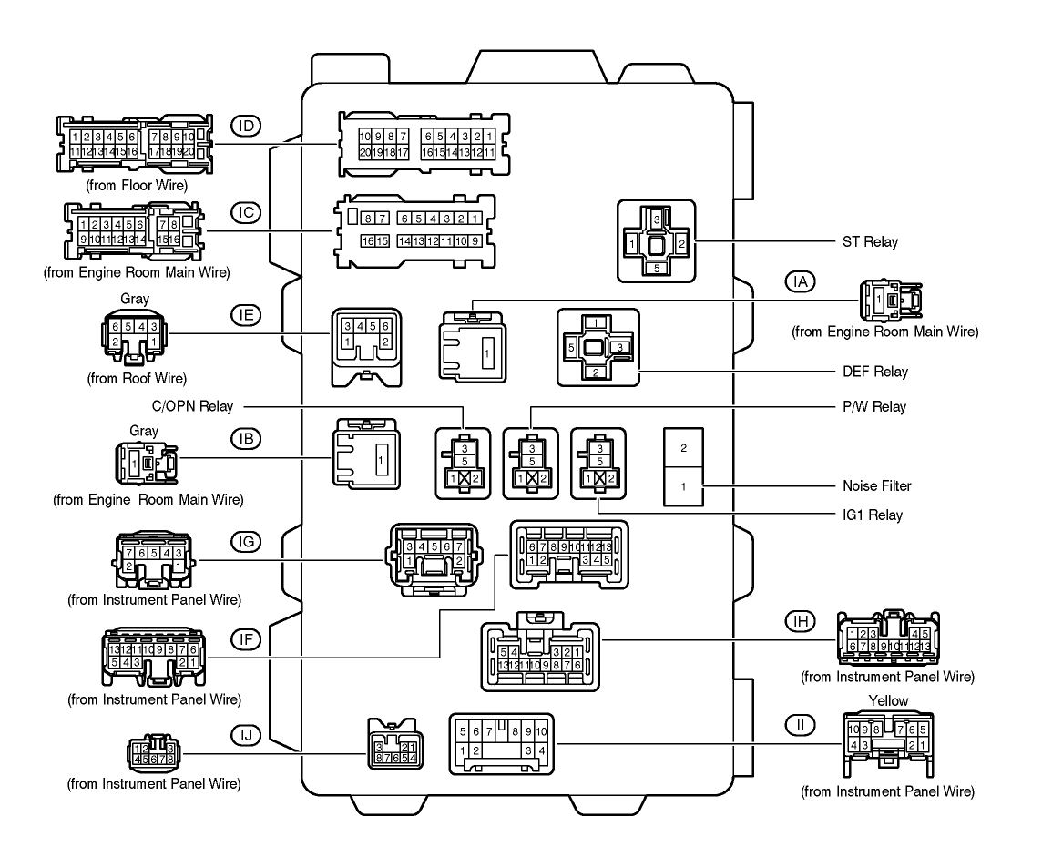 original 1997 ford f150 starter solenoid wiring diagram tamahuproject org 1988 ford f150 solenoid wiring diagram at bakdesigns.co
