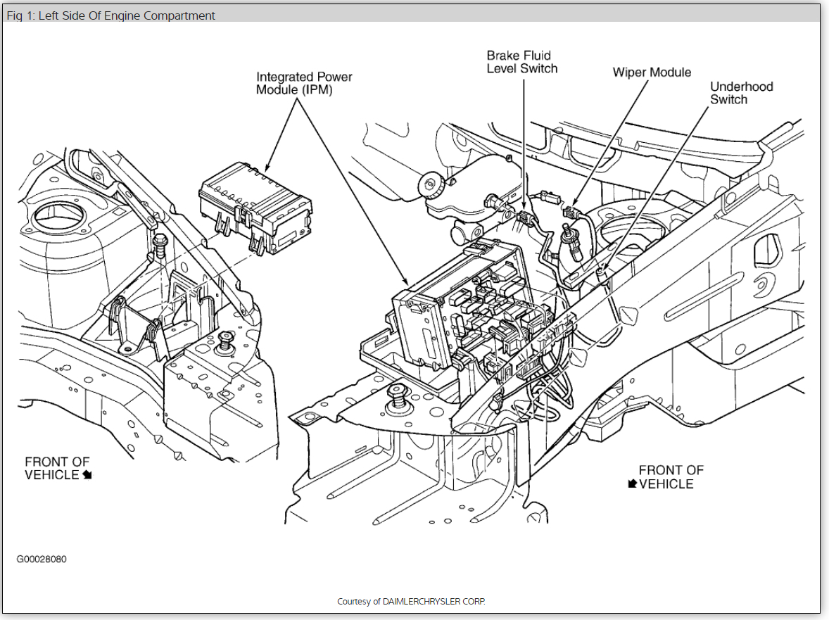 Town And Country 3 8 Engine Diagram
