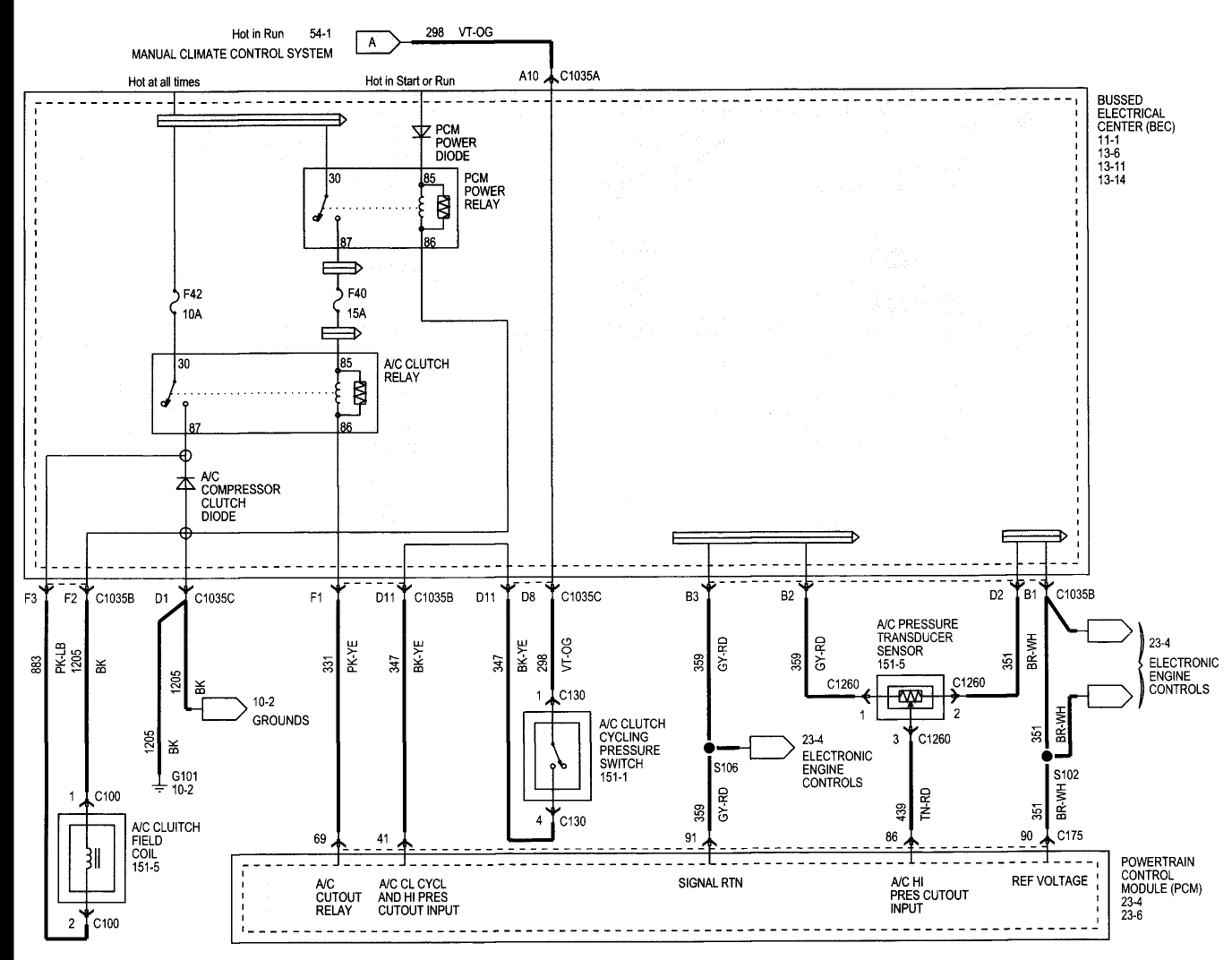 Circuit Board All Environmental Controls Stopped Working