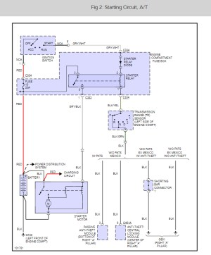 Starter Wiring Please: Wiring Diagram of How Battery
