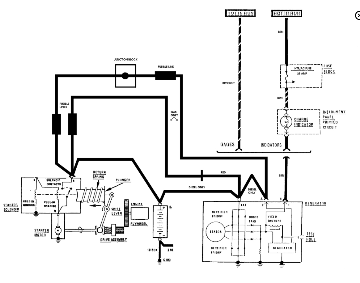 Wiring Diagram For Gmc Pickup
