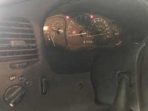 Dash Lights Not Working: I Have a 2001 Ford Ranger Edge