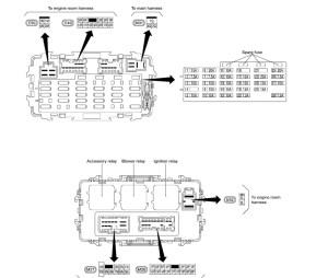 Nissan almera central locking wiring diagram  Wiring images