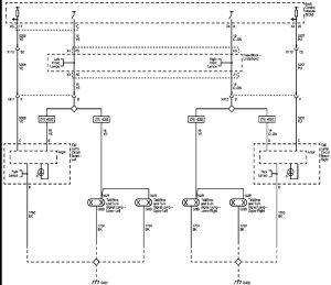 Wiring Diagram of Turnbrakewiper Multifunction Switch