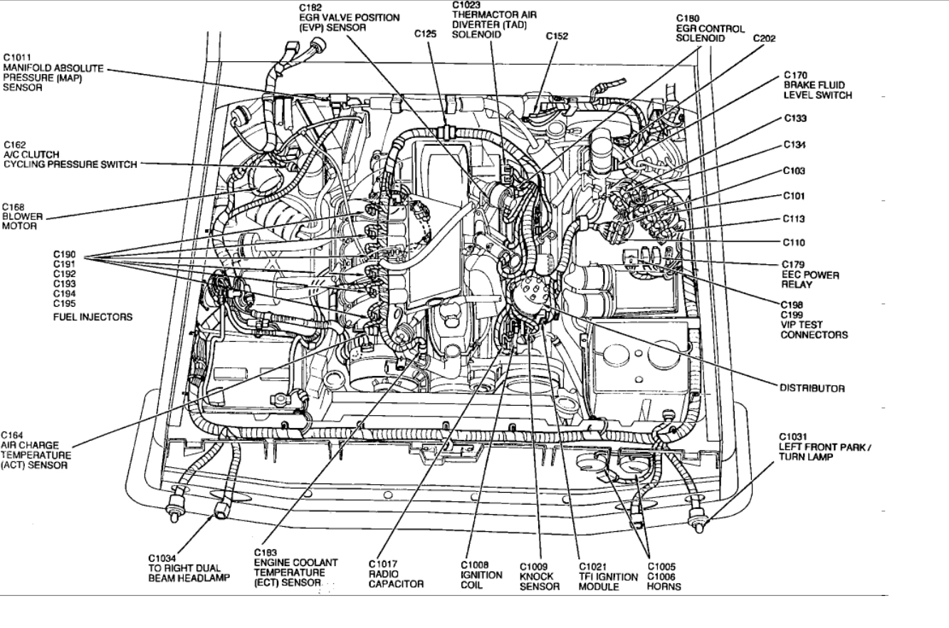 Diagram F150 4 2 Engine Diagram