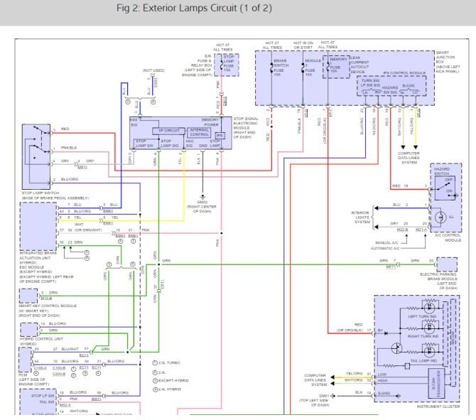 2006 kia sorento tail light wiring diagram  1991 harley