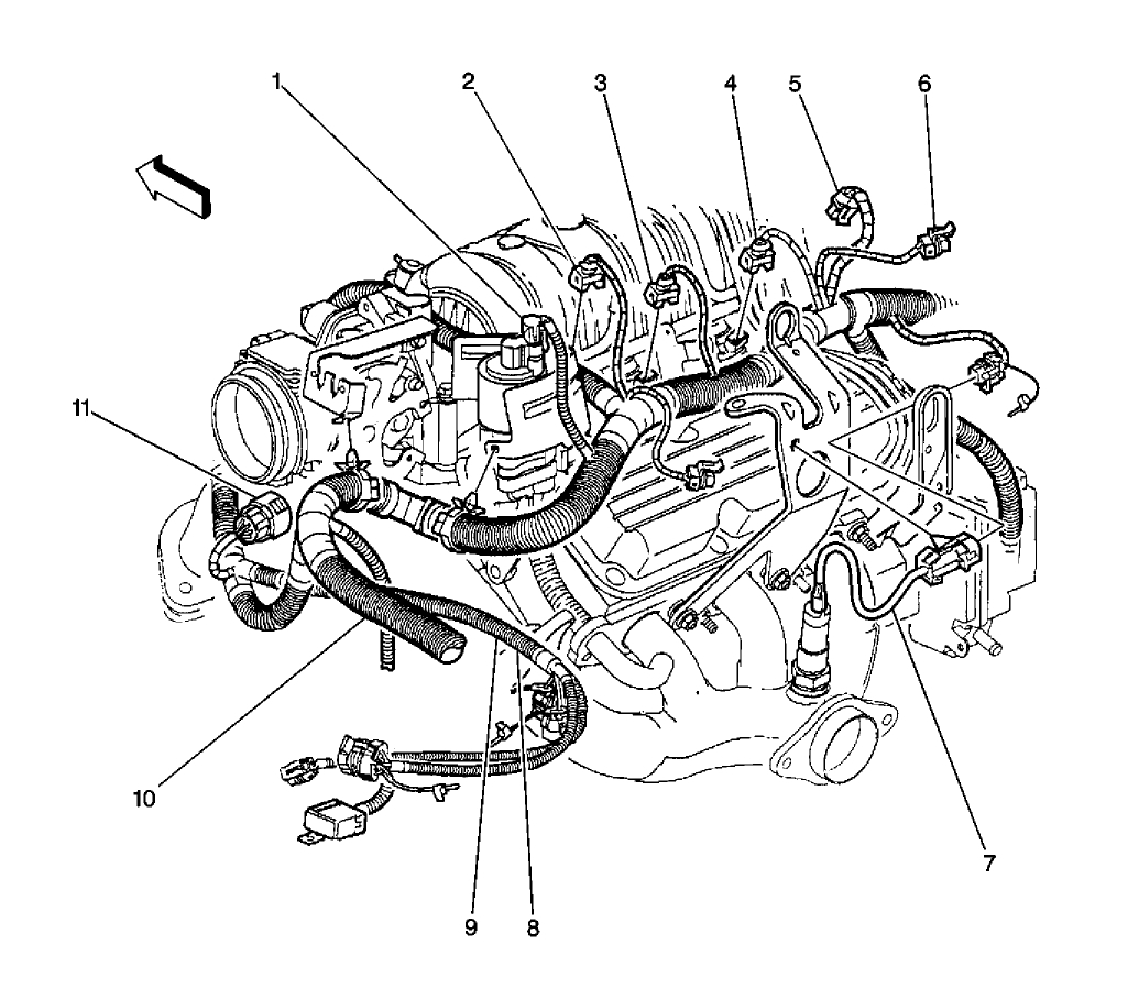 Buick 3 1 Engine Diagram O2 Sensor