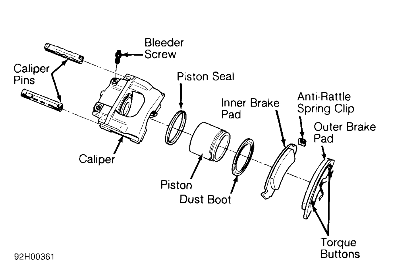 Wrg Mazda Brakes Diagram