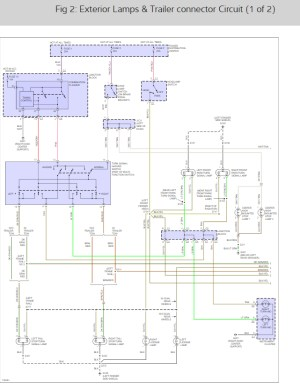 Wiring Diagram: Do You Have the Tail Light Wiring Diagram for a