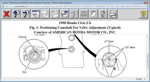 Verify Cam and Crank Timing Marks: My Car Is the LX Model