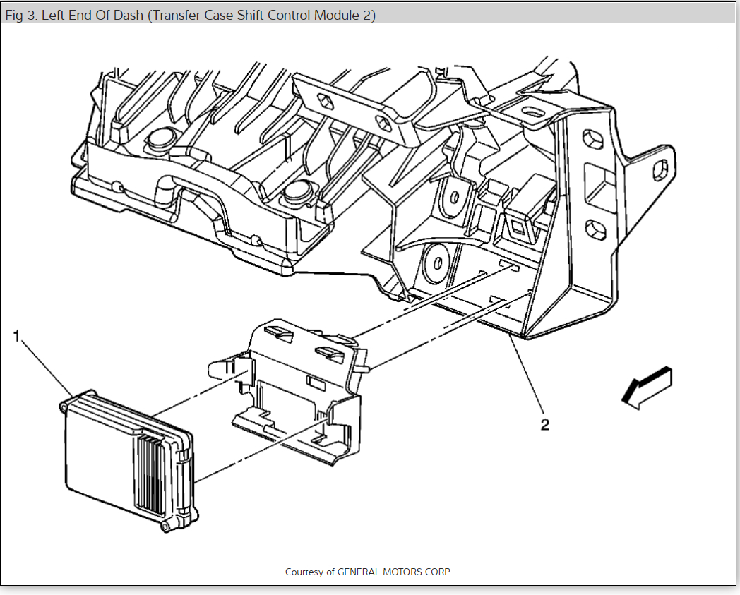 S10 Transfer Case Wiring Diagram