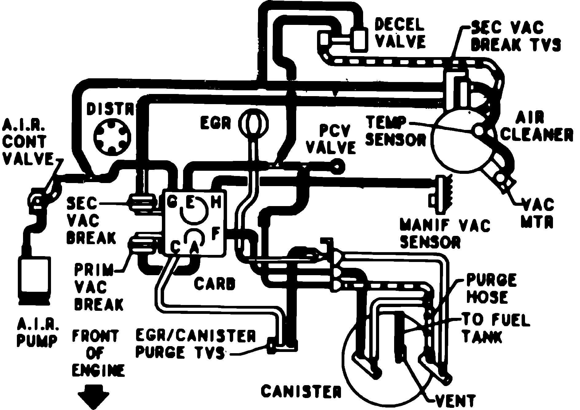 California Vacuum Diagram Hello Do You Guys Have A