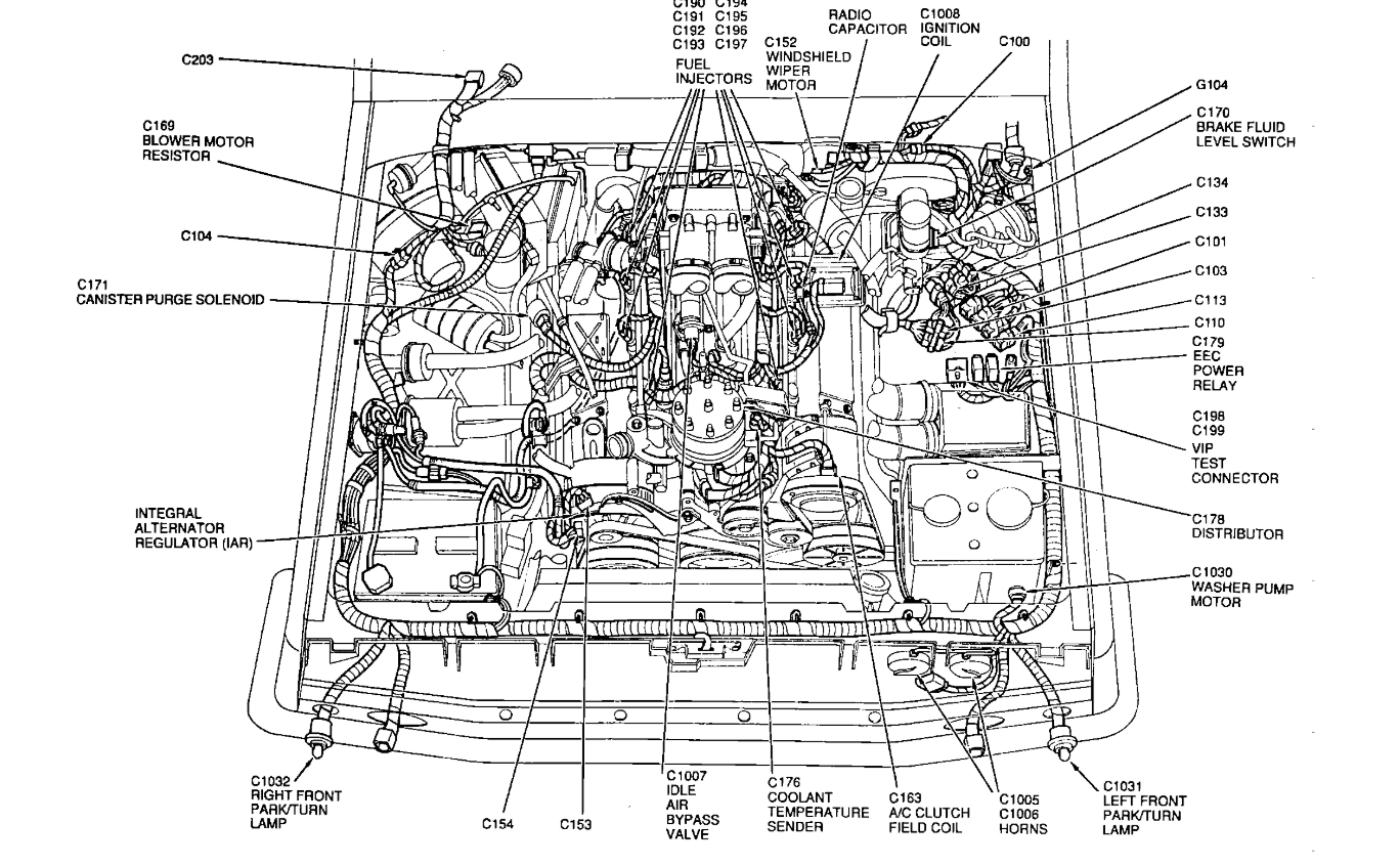 Ford F150 Fuel Pump Wiring Diagram