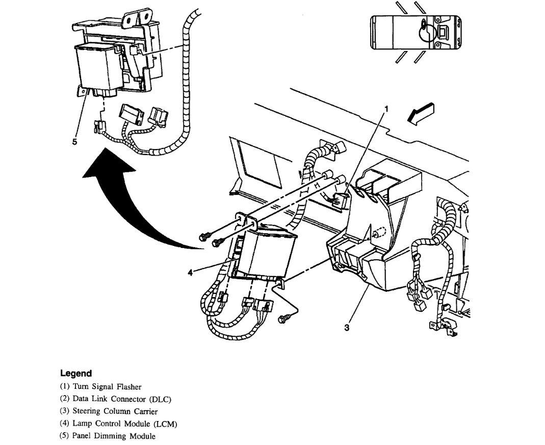 Buick Riviera Wiring Diagram Flasher Not Working