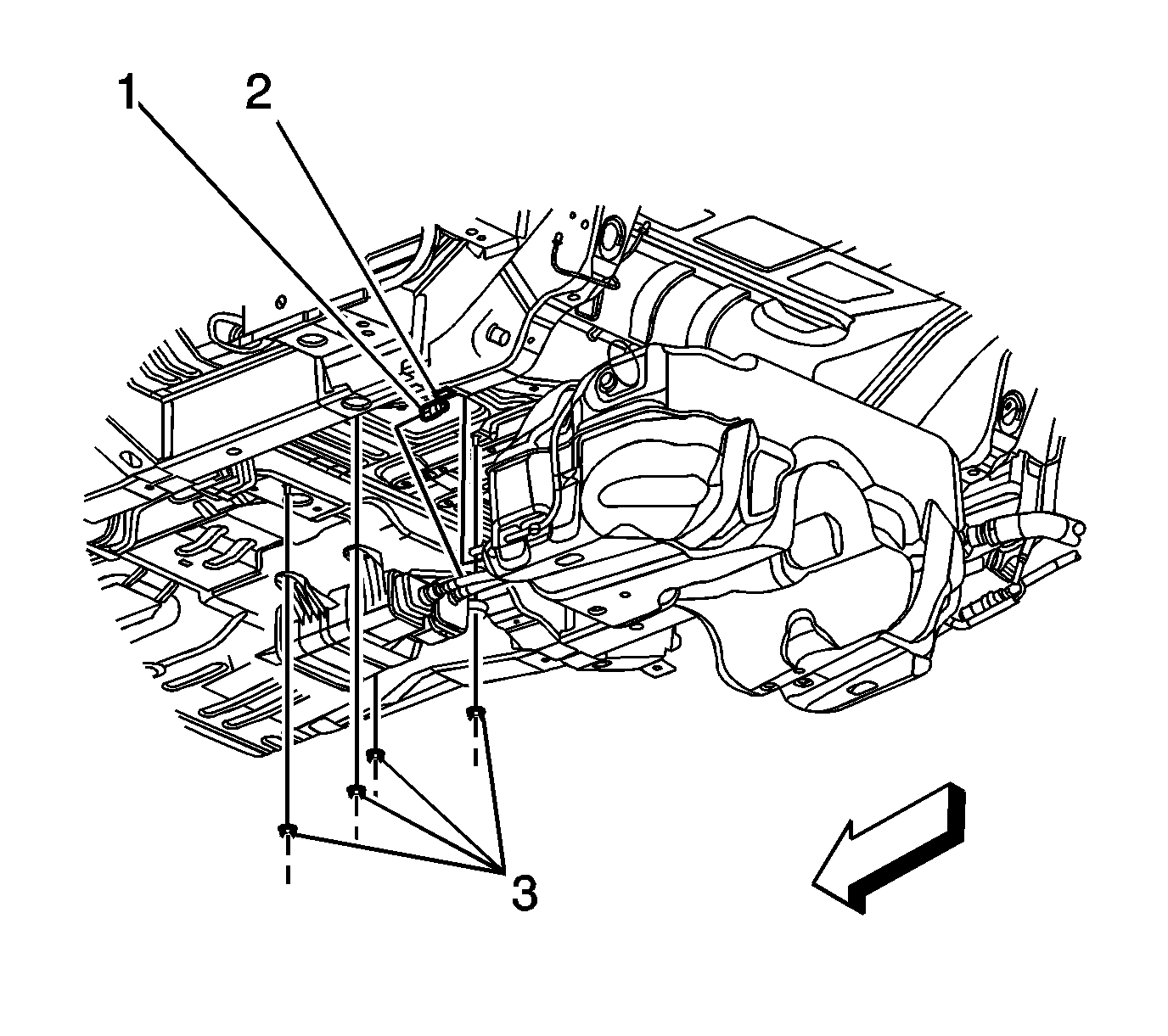 Fuel Tank Pressure Sensor Location We Have Problems With