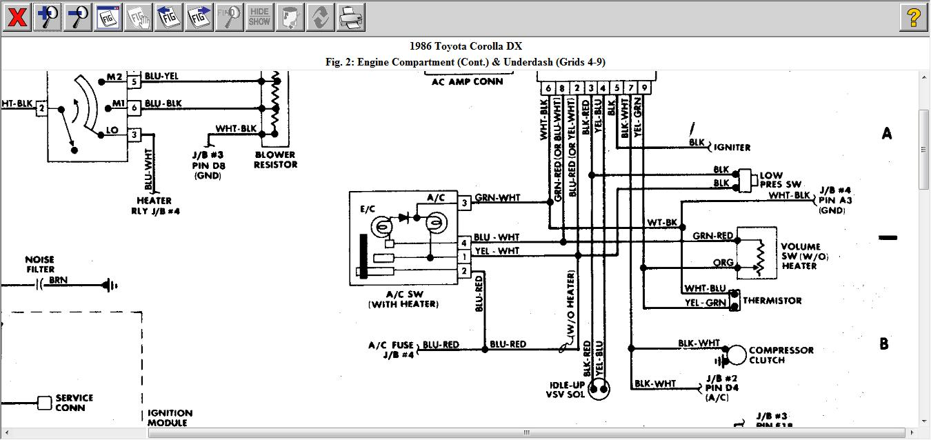 original 1999 suburban wiring diagram blk wht dolgular com 1999 chevy tahoe wiring diagram at alyssarenee.co