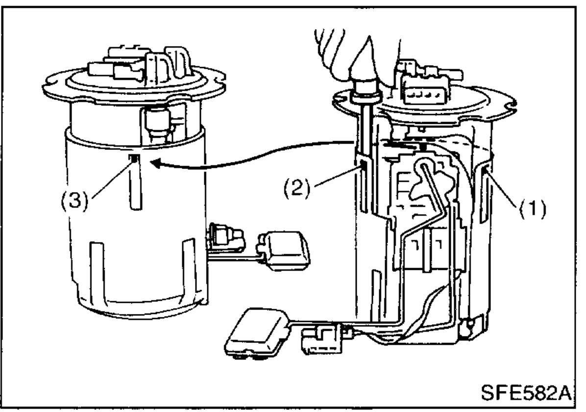 Nissan Sentra Fuel Filter Change Nissan Recomended Car