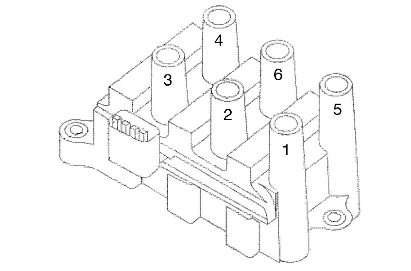 Spark Plug Wire Diagram Ford F150 V6