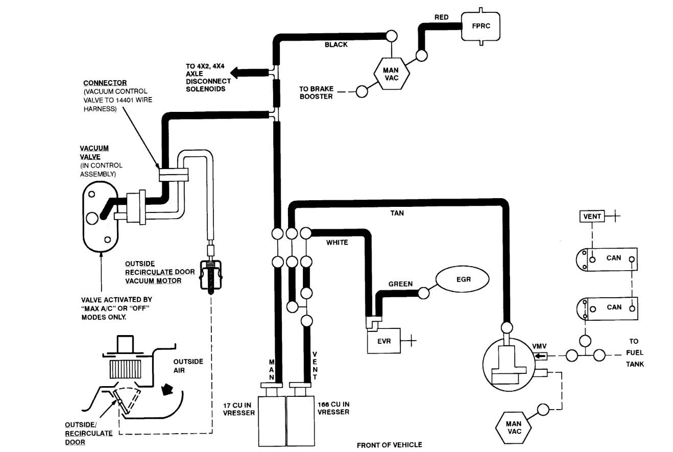 Motor As Well Ford F 150 Vacuum Diagram Together With
