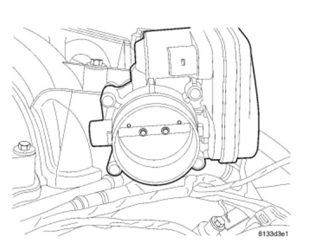 Throttle Position Sensor Throttle Body Reprogram I Have