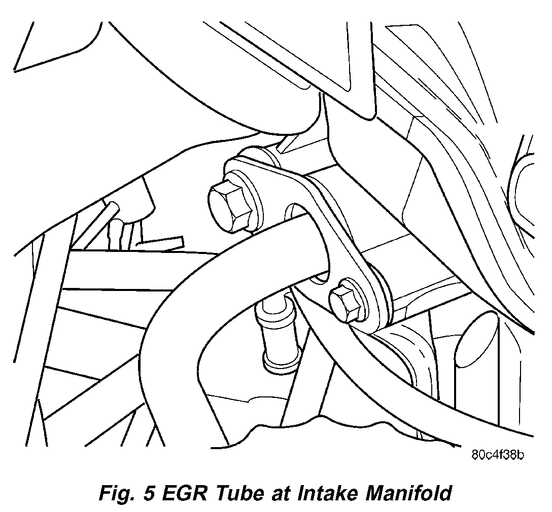 Egr Valve I Am Getting A Code For A Low Flow Through My