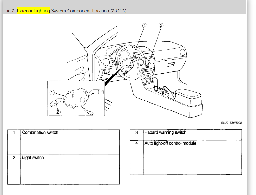 Replace Flasher Where Is Turn Signal Flasher Located
