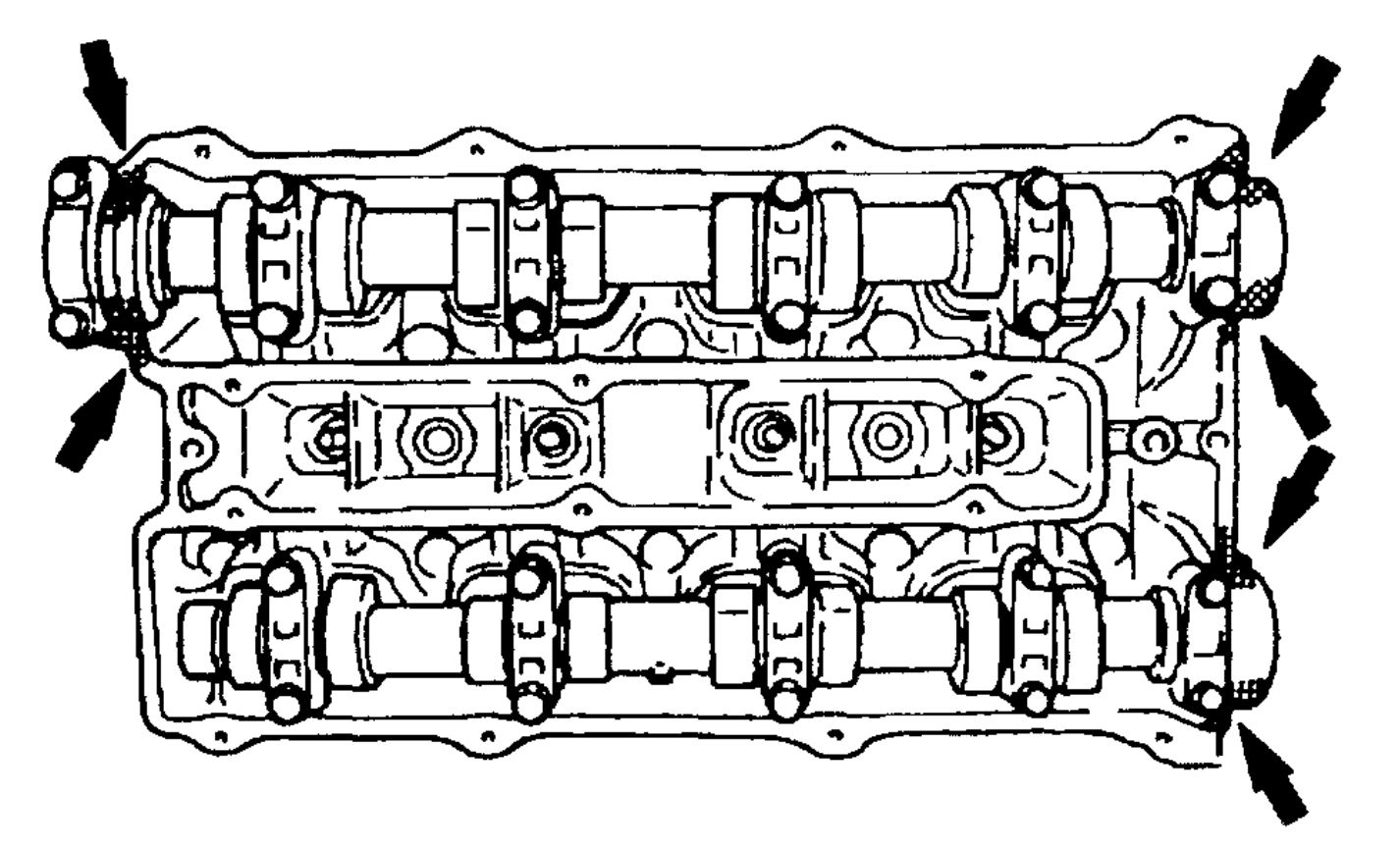 Valve Cover Gasket How To Replace A Valve Cover Gasket On